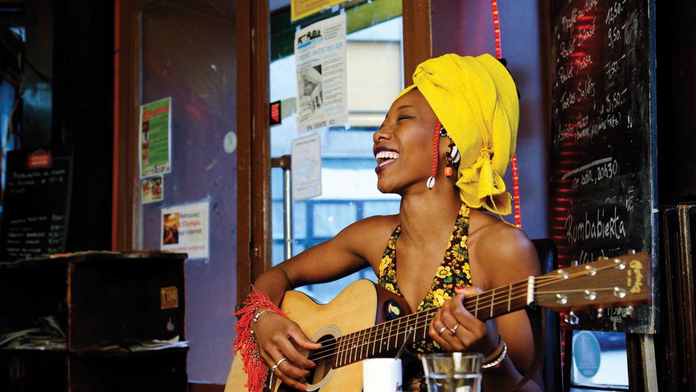 Fatoumata Diawara & Amine Bouhafa