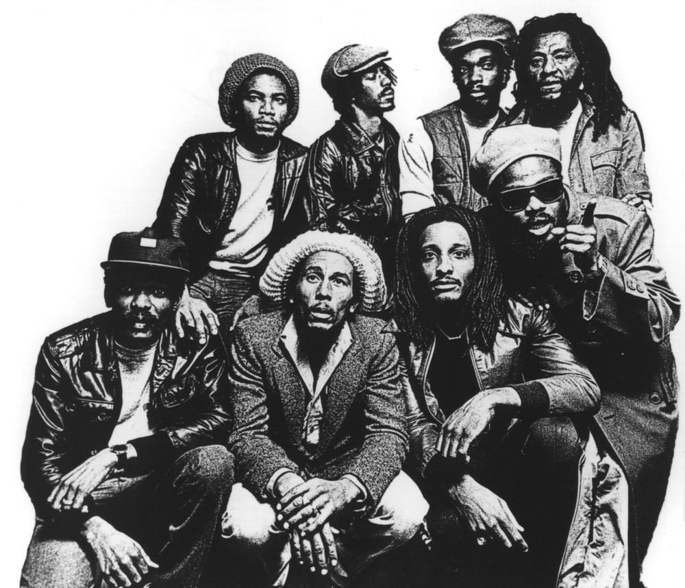 Bob Marley & Lauryn Hill